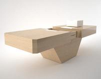 Key - Coffee Table