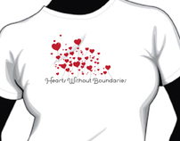 Hearts Without Boundaries T-Shirt