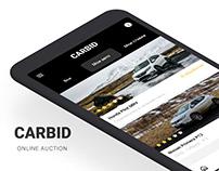CARBID   Online car auction