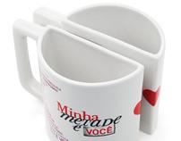 Minha Metade Mugs