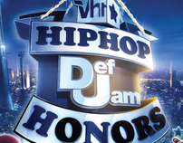 Def Jam - Hip Hop Honers