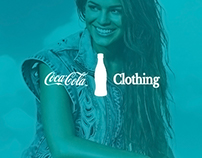 Coca-Cola Clothing - E-Commerce Spring/Summer 2014