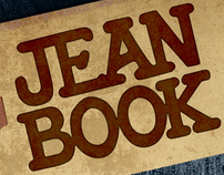 JEAN BOOK NOTEBOOK COVER