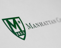 Manhattan College Brand Identity