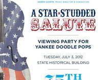 2012 Yankee Doodle Pops Viewing Party