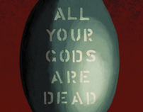 All Your Gods Are Dead digital painting