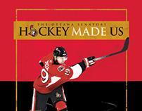 Ottawa Senators 20th Anniversary Campaign