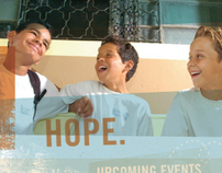 Hope Unlimited for Children Website