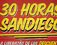 30 horas Sandiego