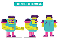 The Wolf Of Haram Street