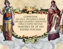 Frize 'Confess your sins' contest