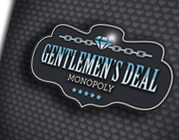 Gentlemen's Deal - Board Game