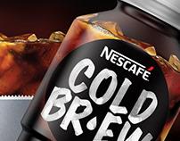 Nescafe Bottle CGI Product rendering