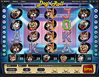 Dog 'n' Roll Slot Game