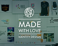 MADE WITH LOVE | Identity Design