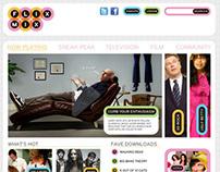 Flix Mix Online Television Website