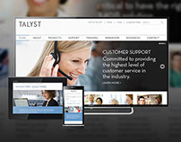 Talyst Website