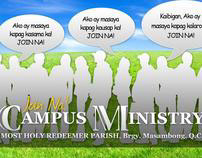 MHRP Campus Ministry