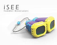 Toy Binocular Design