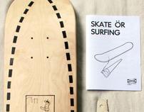 """""""GOOD LUCK""""___SDA 2012 Skate Deck Art"""