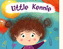 About Little Kannie.Children book
