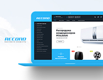 E-commerce | Air conditioners