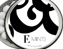 E Mints Packaging