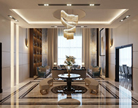 LUXURY FAMILY HALL IN K.S.A