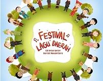 Festival lagu Daerah interactive