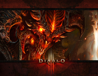 Diablo III FREE YouTube Background