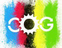 COG Magazine | Logo variations | 2010-2012