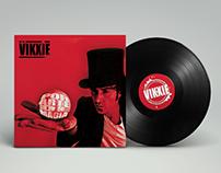 Vikxie 'Por Arte De Magia' vinyl sleeve 2011