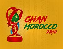 CHAN Morocco 2018 - CAF