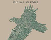 Fly Like an Eagle - Steve Miller Band Album Cover