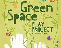 Green Space Play Project artwork