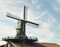 Amsterdam and Windmills