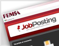 Intranet App » Job Posting / FEMSA
