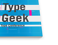 Type Geek : type conference