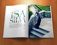 Nouvelle Magazine - Layout tasarımı