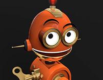 RonBot - Animation