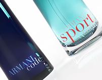 Armani Code Perfume  /// 3D Creative visuals and Advert