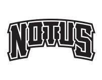 Team Notus - Wordmark