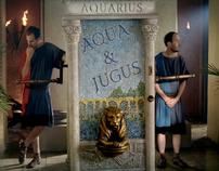 Peluquería  - Aquarius.