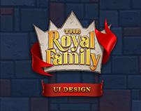 Royal Family UI Design