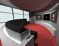 Huawei Meeting Room Proposal