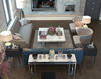 Apartment Reception