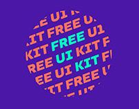 Free Figma UI Kit