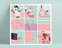 The Alphabet of Tennis