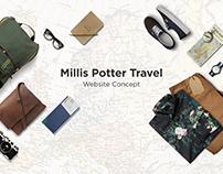 Millis Potter Home Concept