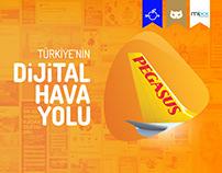 Pegasus | Next Generation Digital Campaign
